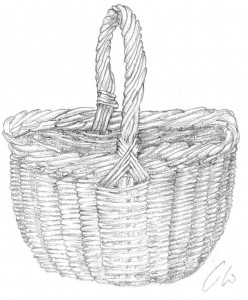 Christine's storytelling basket